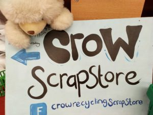 Crow Scrapstore